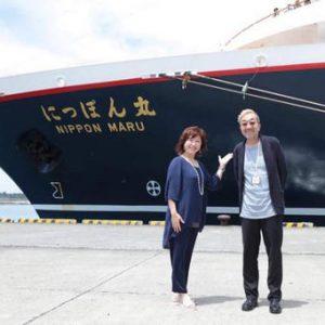 にっぽん丸 広島港から喜界島の船旅